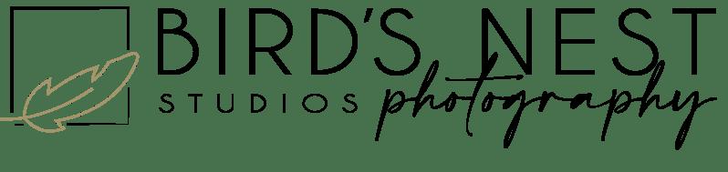 Bird's Nest Photography Logo