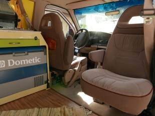 Swivel passenger's seat