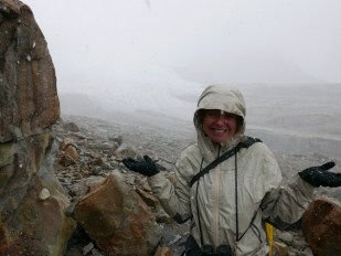 Snow at 15,000 ft, Cocuy National Park