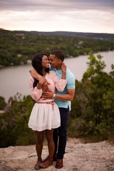 Elizabeth Birdsong Photography Austin Wedding Photographer Mount Bonnell Engagement-2