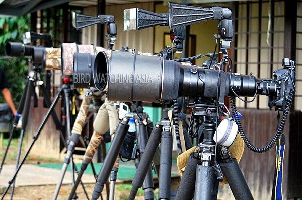 Equipment for Bird Watcing