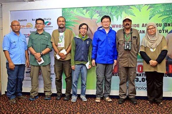 Judges for Selangor Bird Race