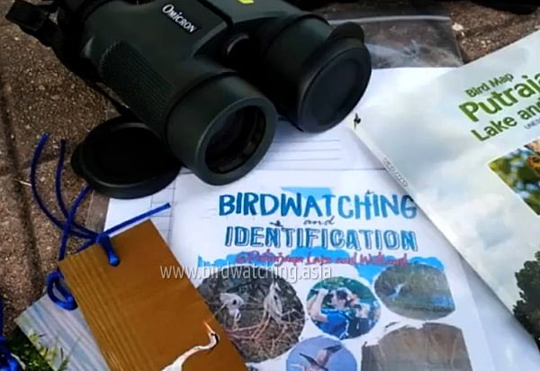 Putrajaya Bird Watching