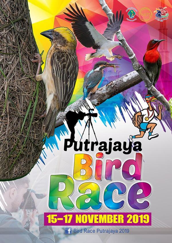 Lumba Burung Putrajaya Malaysia