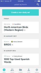 Favorite Bird Watching Apps