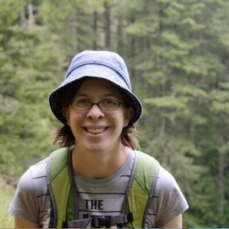 Rebecca in the Woods
