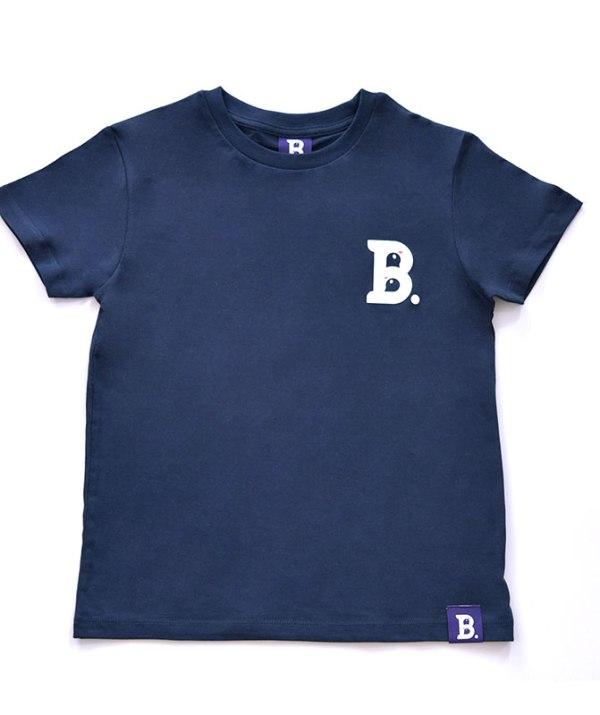 T-Shirt Birdz Bleu Marine - Enfant