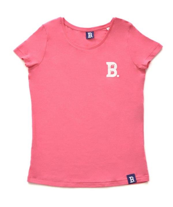 T-Shirt Birdz Rose - Femme