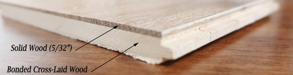 """Some people are confused about engineered hardwood vs. hardwood. This artcile demystifies the pros and cons, providing tips to shop for engineered hardwood."