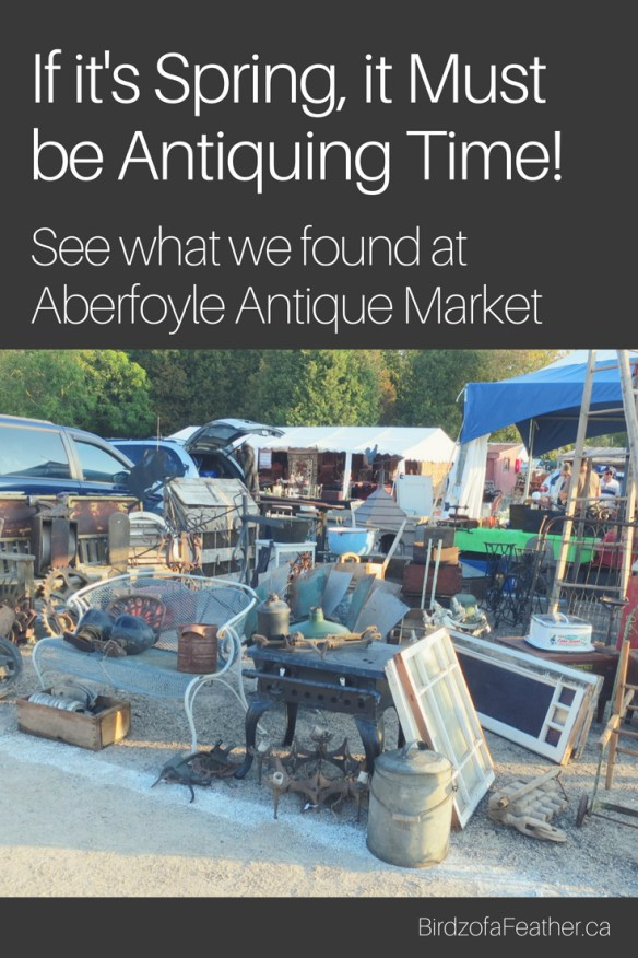 We look forward to antiquing season in the Spring. When the outdoor markets open up, we're so there! I can't wait to upcycle our recent finds!