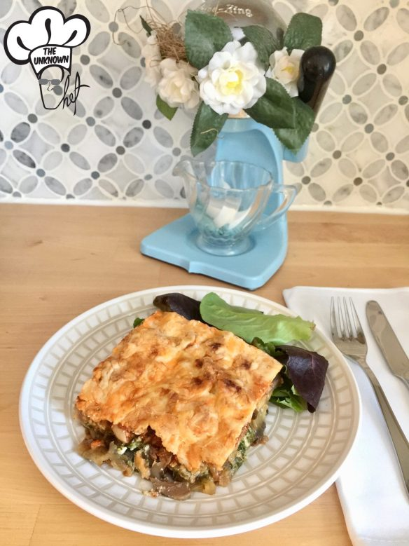 Roasted eggplant lasagna is not only delicious, but gluten-free, meat-free, pasta-free and low in carbs! But most of all? it'sguilt-free!