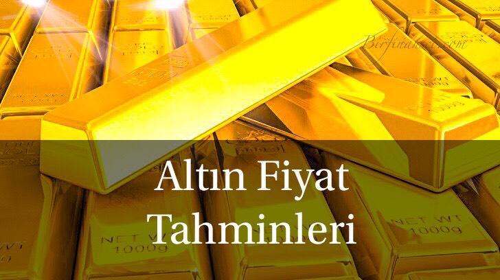 Altın Fiyat Tahminleri