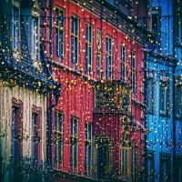 Wolfgang Borchert: Hinter den Fenstern ist Weihnachten.