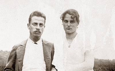 Rilke in Sweden, Summer of 1904