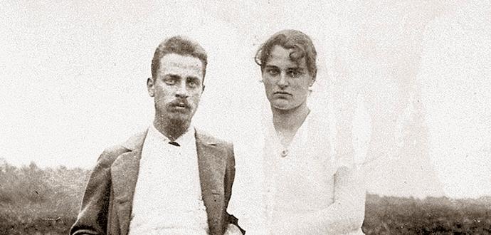 Rilke in Sweden, Summer of 1904