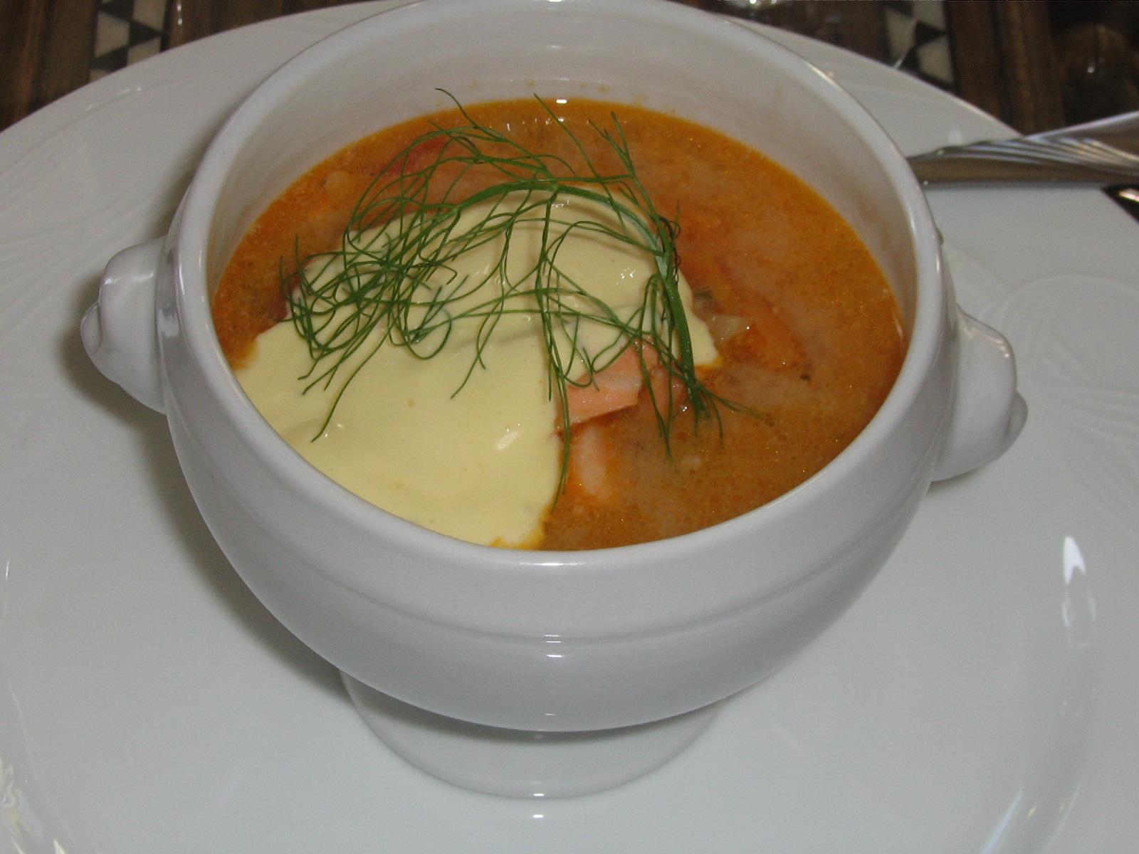 Fiskgryta med Aioli-Crème