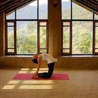 Yoga at Dharmalaya