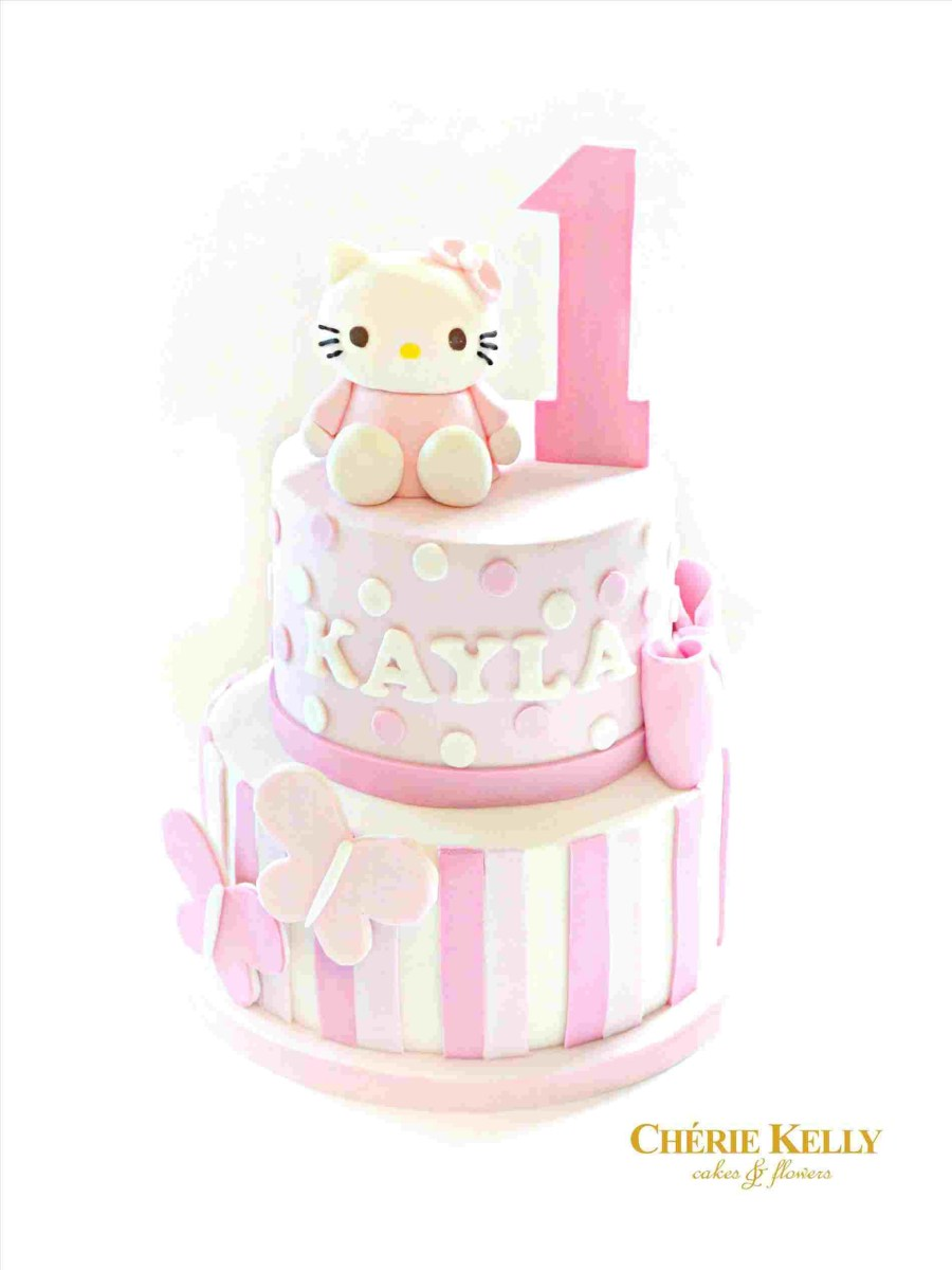 Excellent 1St Birthday Girl Cakes For Twin S Photo Rhsnackncakecom The Cake Funny Birthday Cards Online Alyptdamsfinfo