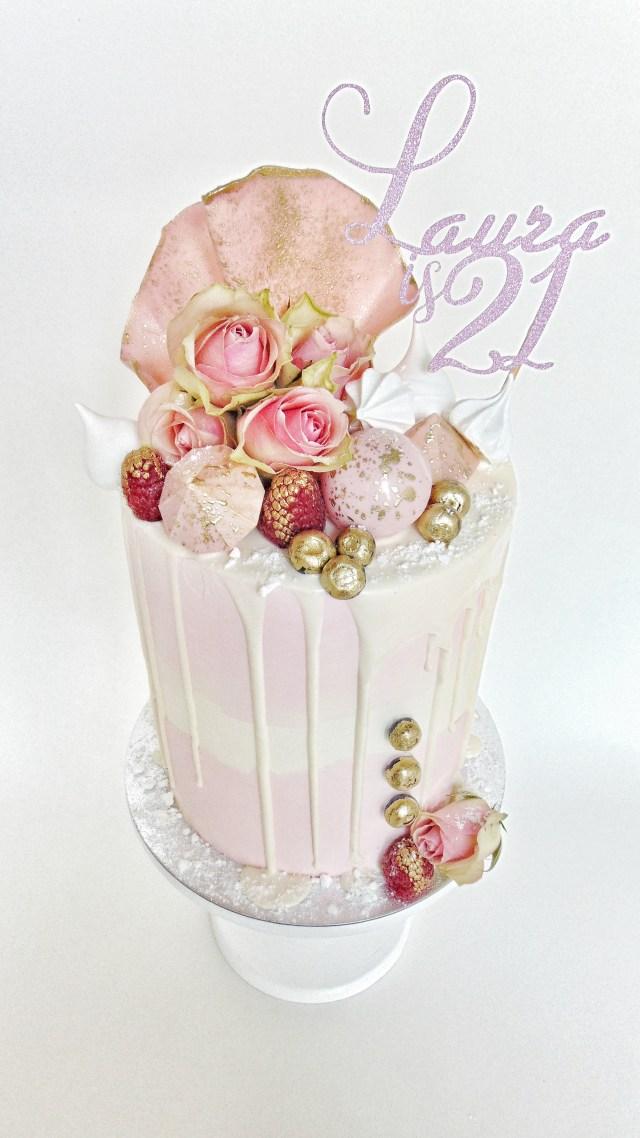 21St Birthday Cake 21st Birthday Cake Personalised Simonas Cakes Edinburgh