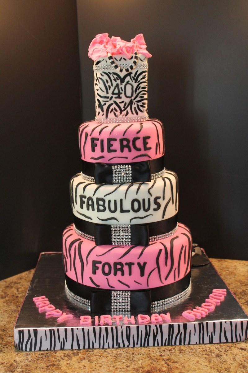 40Th Birthday Cake Ideas For Him 40thbirthdaycake 40th Cakes 40 50