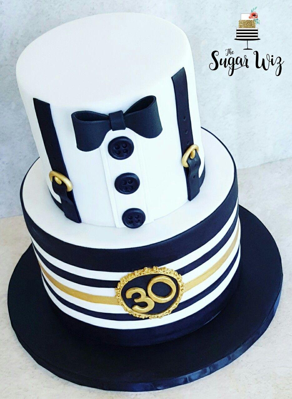 40Th Birthday Cake Ideas For Him Man