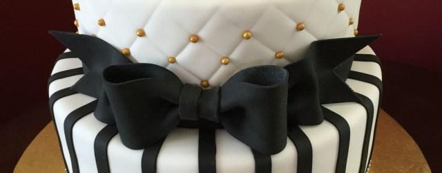50 Birthday Cakes Black And Gold 50th Birthday Cake Birthday Cakes Pinterest