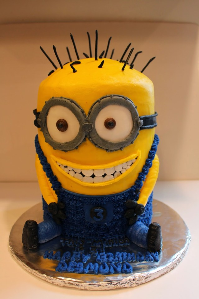 7 Year Old Birthday Cake The Mcclanahan 7 January Fun Birthday Cakes