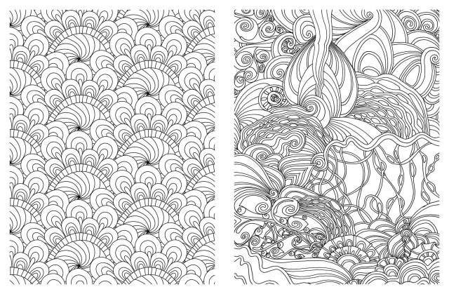 Adult Coloring Book Pages Coloring Page Adult Coloring Books Page Day Of The Book Design
