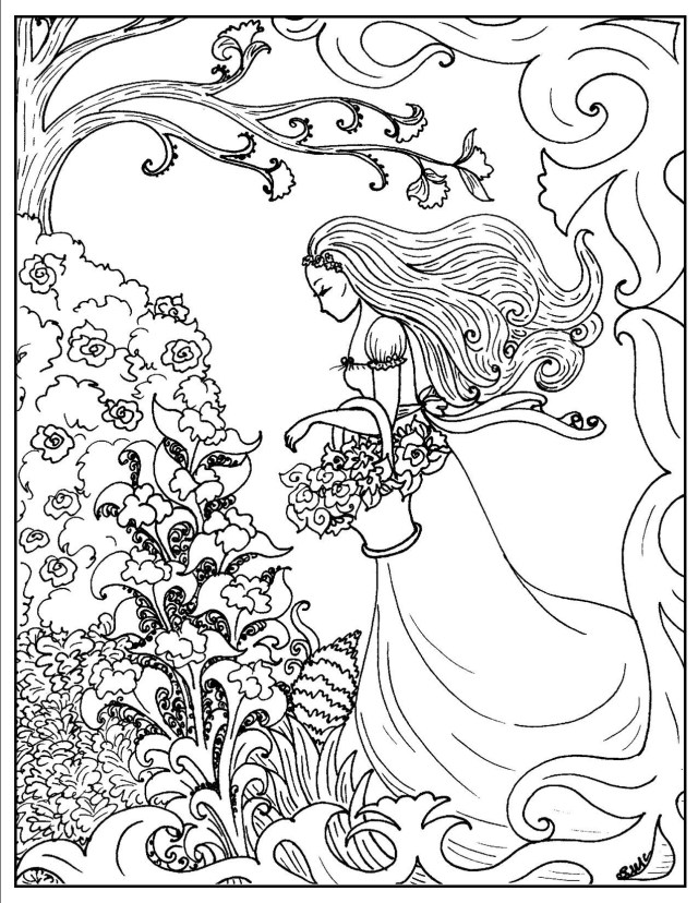 Art Coloring Pages Art Nouveau Coloring Pages Smacs Place To Be