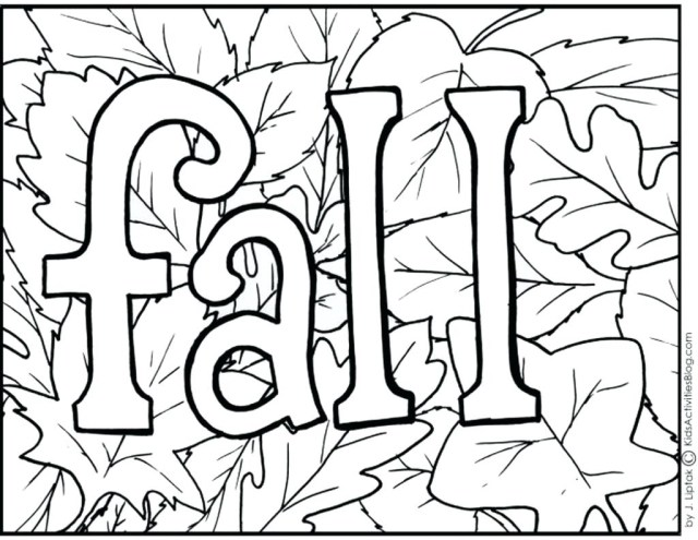 Autumn Coloring Pages Launching Printable Leaves To Color Free Leaf Coloring Pages Autumn