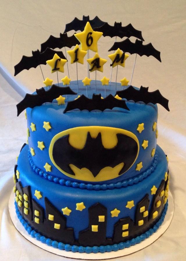 Batman Birthday Cakes Batman Cake Batman Birthday Party Pinterest Batman Cakes