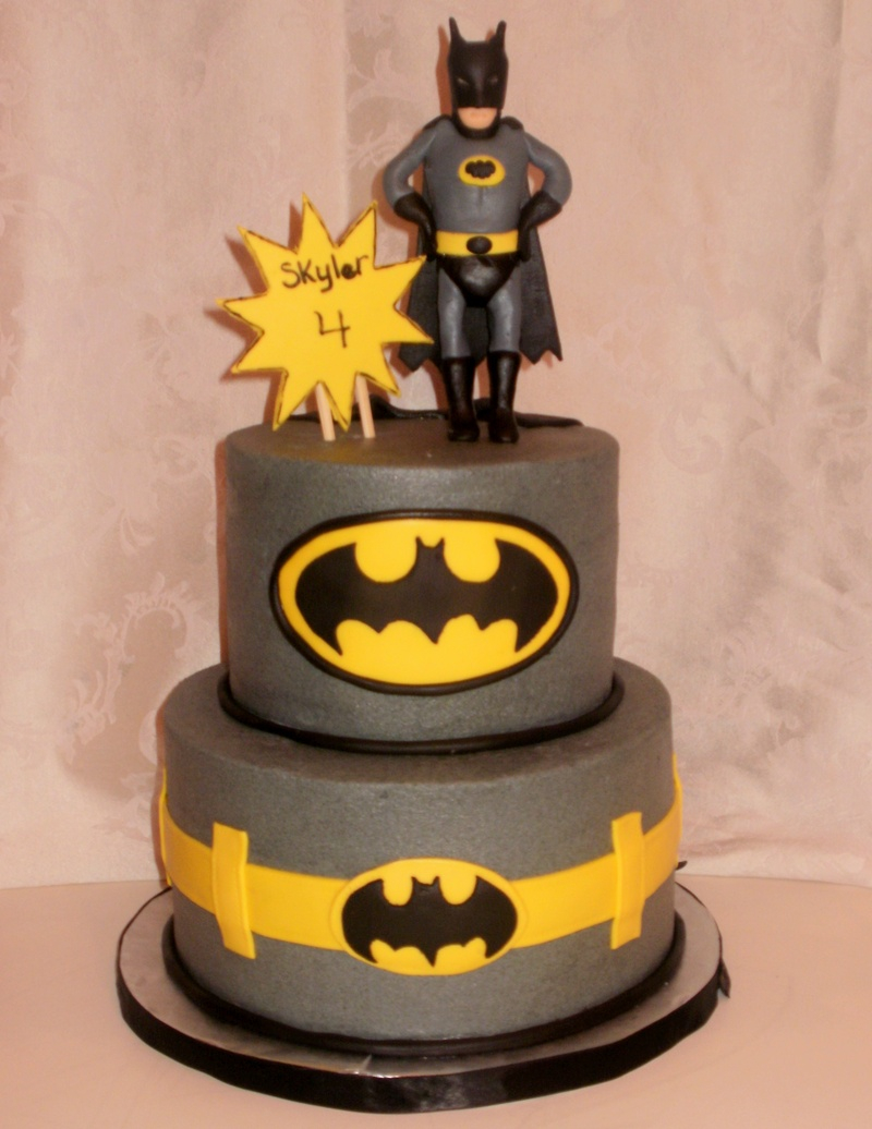 Miraculous Batman Birthday Cakes Batman Cakes Decoration Ideas Little Personalised Birthday Cards Veneteletsinfo