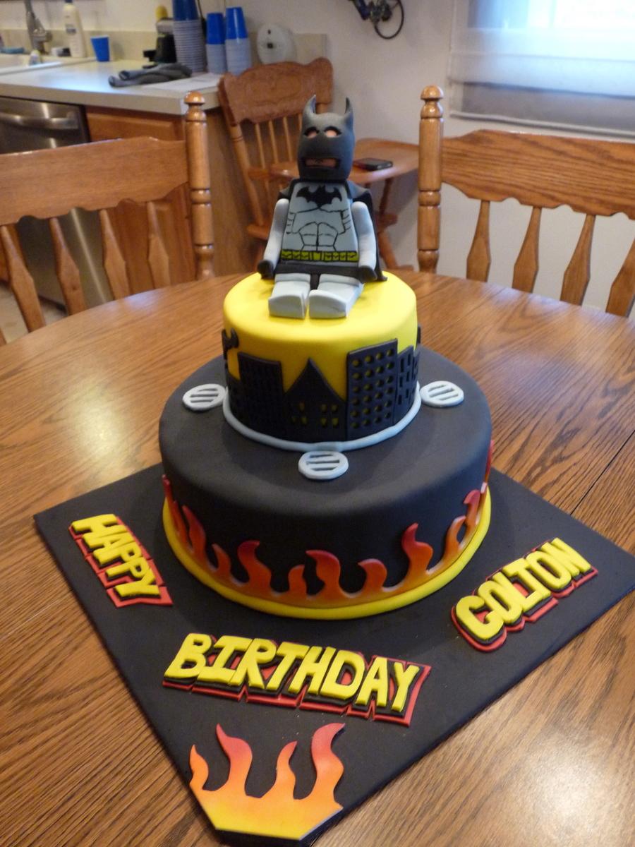 Wondrous Batman Birthday Cakes Lego Batman Birthday Cake Cakecentral Funny Birthday Cards Online Bapapcheapnameinfo