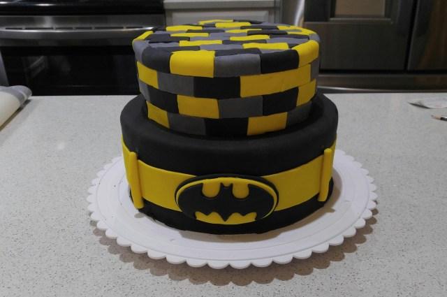 Batman Birthday Cakes Lego Batman Birthday Cake Cakewin