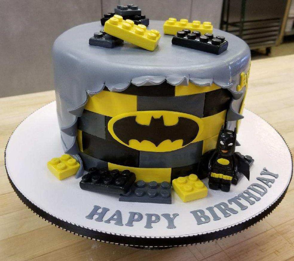 Admirable Batman Birthday Cakes Misc Lego Batman Cake Yummy Pinterest Lego Funny Birthday Cards Online Alyptdamsfinfo