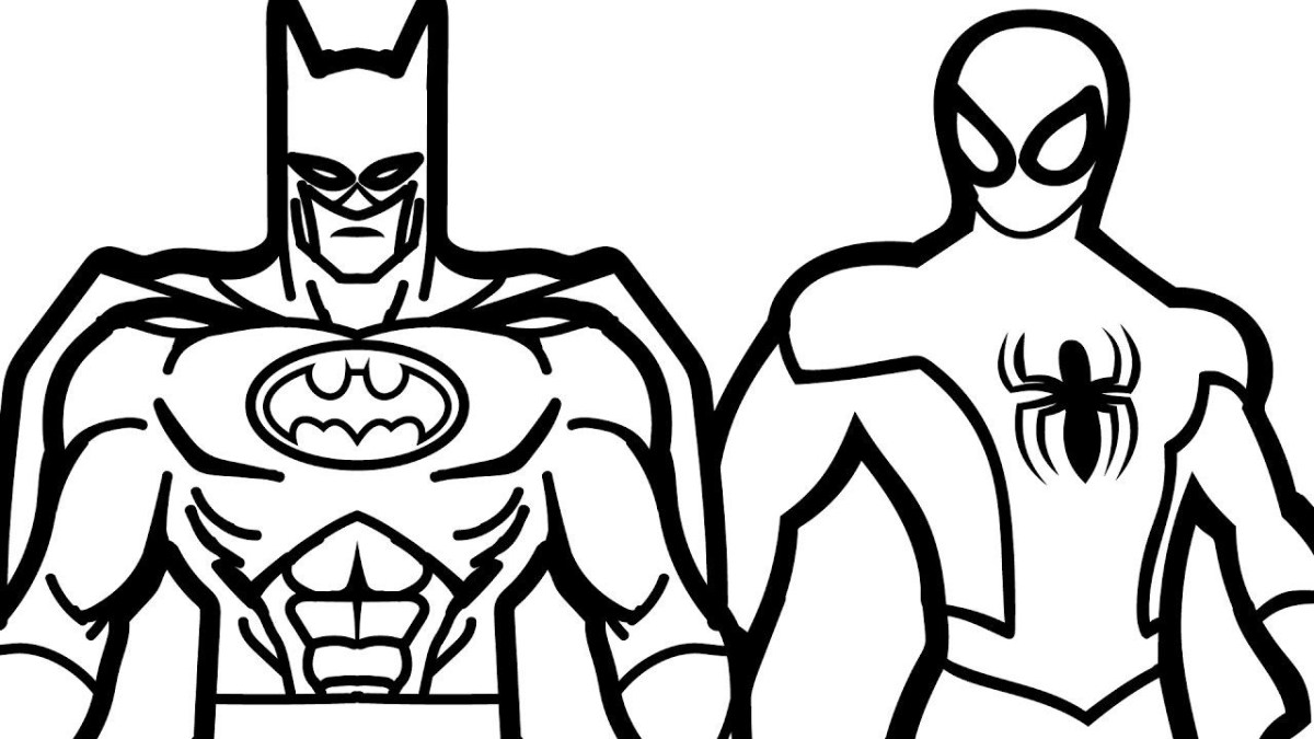 Batman Coloring Page Batman Coloring Pages Online At Getcolorings Free Printable
