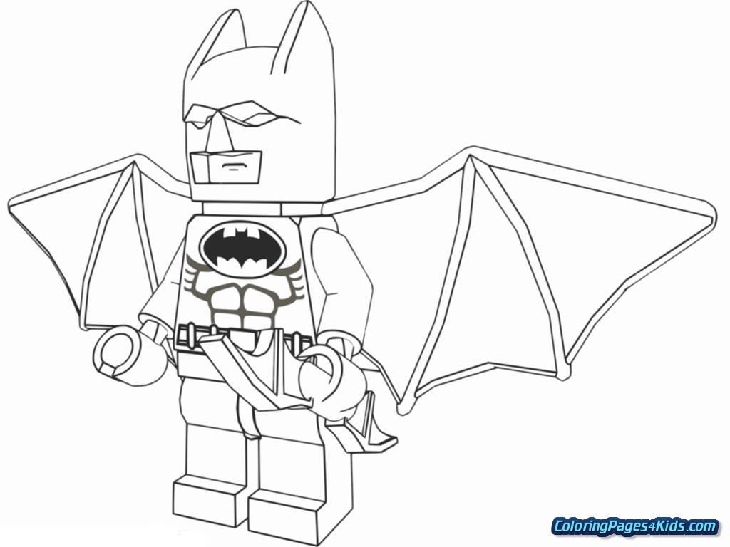 Batman Coloring Page Lego Batman Coloring Pages Lezincnyc