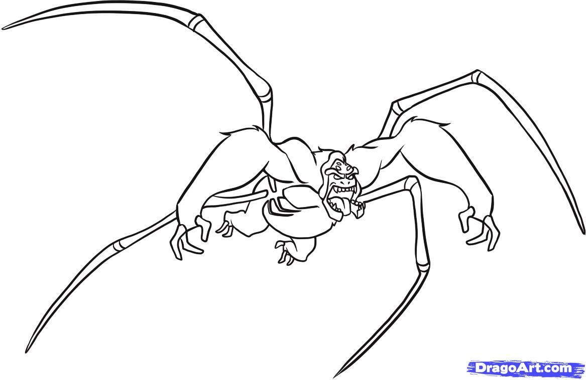 Ben Ten Coloring Pages Ben Ten Coloring Pages Ultimate Alien