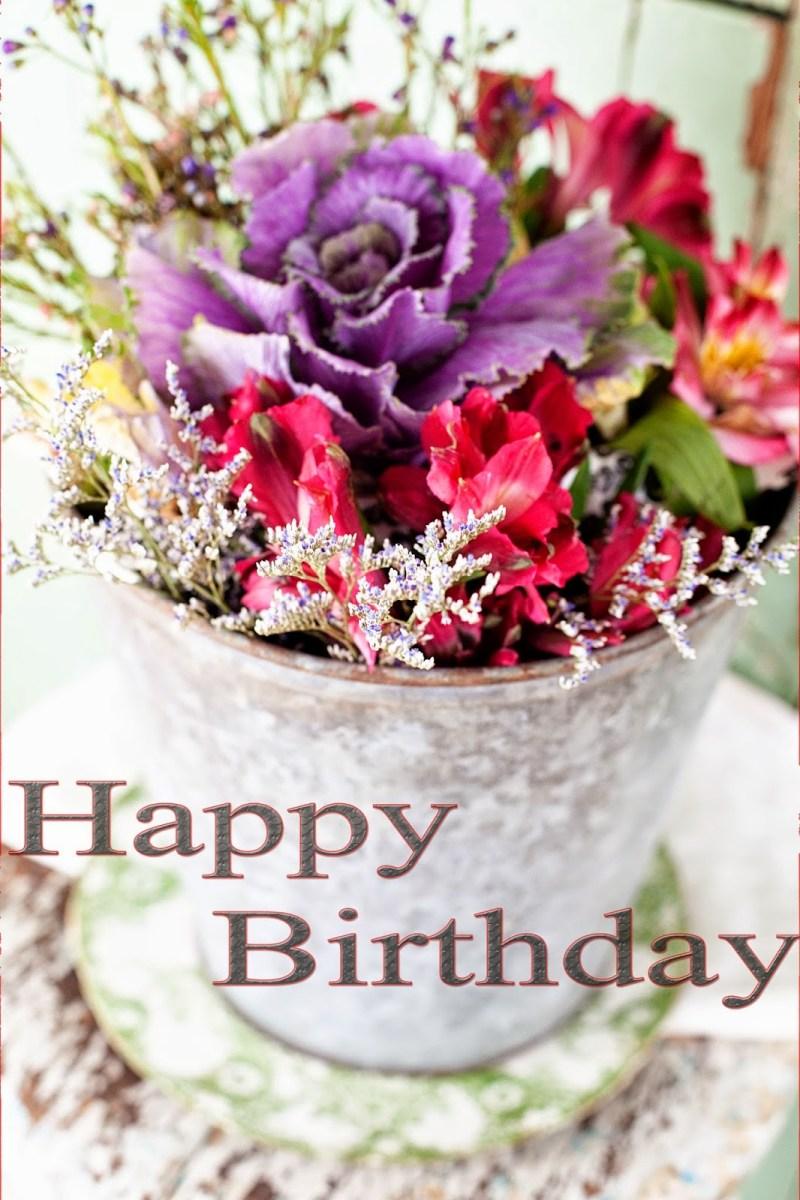 Miraculous Birthday Cake Flowers 9 Flower Birthday Cakes For Her Photo Summer Funny Birthday Cards Online Barepcheapnameinfo