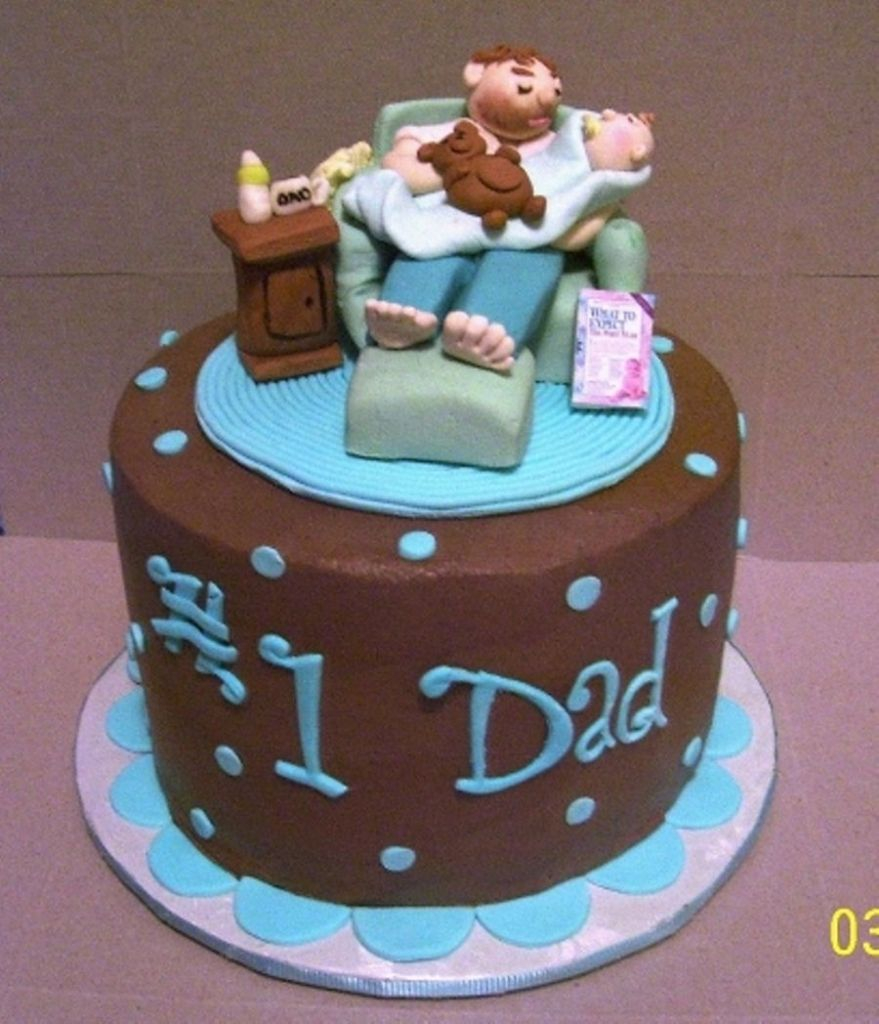 Pictures On Cakes For Husbands Birthday