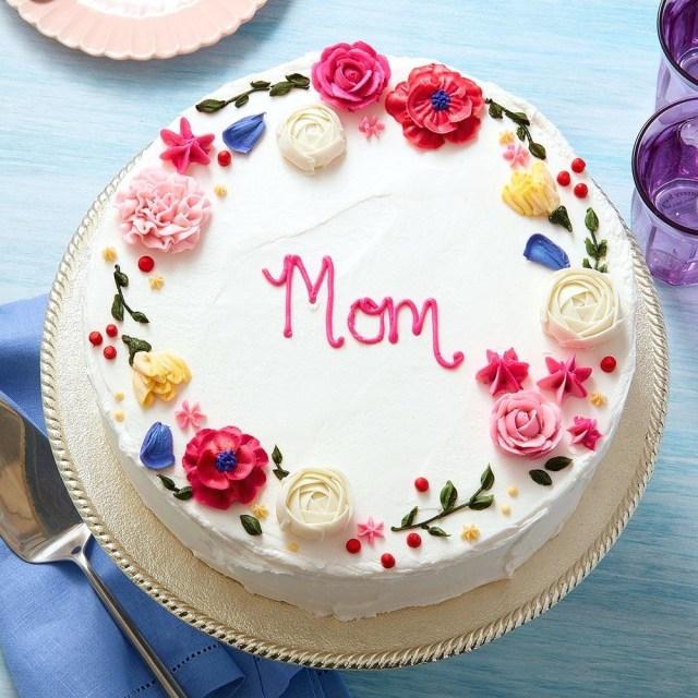 Birthday Cake For Mom Cake Ideas For Moms Birthday Cake Ideas For Moms 50th Birthday