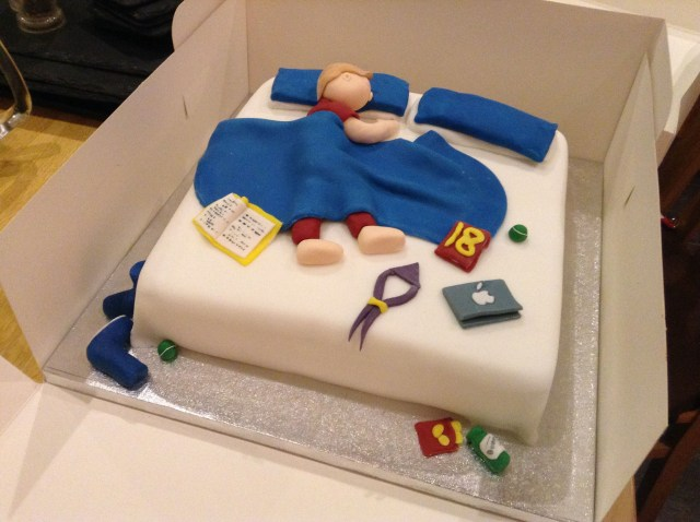 Birthday Cake For Teenager Boy Teenage Cakes Pinterest And