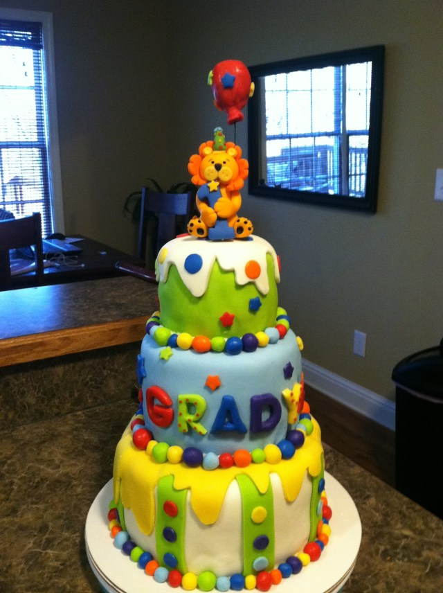 Birthday Cake Ideas For Boys 11 Toddler Boy Cakes Photo Ba First