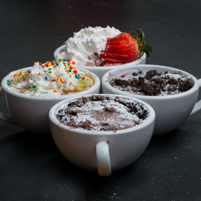 Birthday Cake In A Mug 3 Minute Mug Cakes 4 Ways Recipes