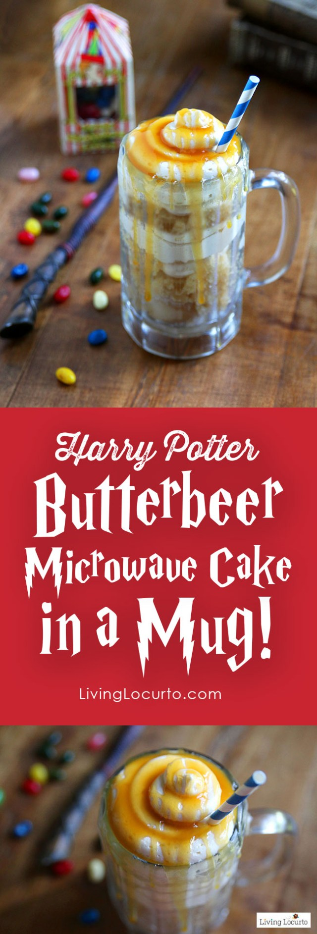 Birthday Cake In A Mug Harry Potter Butterbeer Cake In A Mug Microwave Cake Recipe