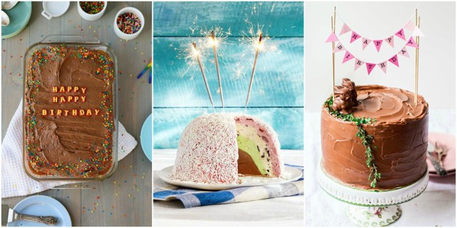 Birthday Cake Recipes For Adults 24 Homemade Ideas Easy Cakes