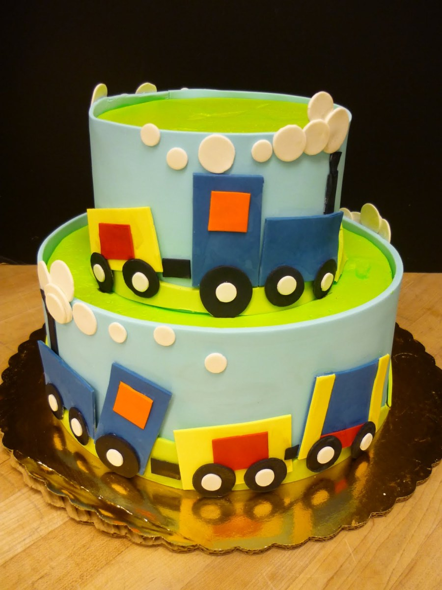 Tremendous Birthday Cakes For Boys 12 Train Cakes For Boys Ideas Photo Train Funny Birthday Cards Online Inifodamsfinfo