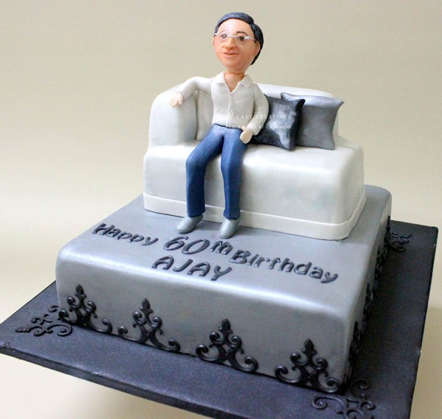 Surprising 21 Pretty Photo Of Birthday Cakes For Dad Birijus Com Funny Birthday Cards Online Fluifree Goldxyz