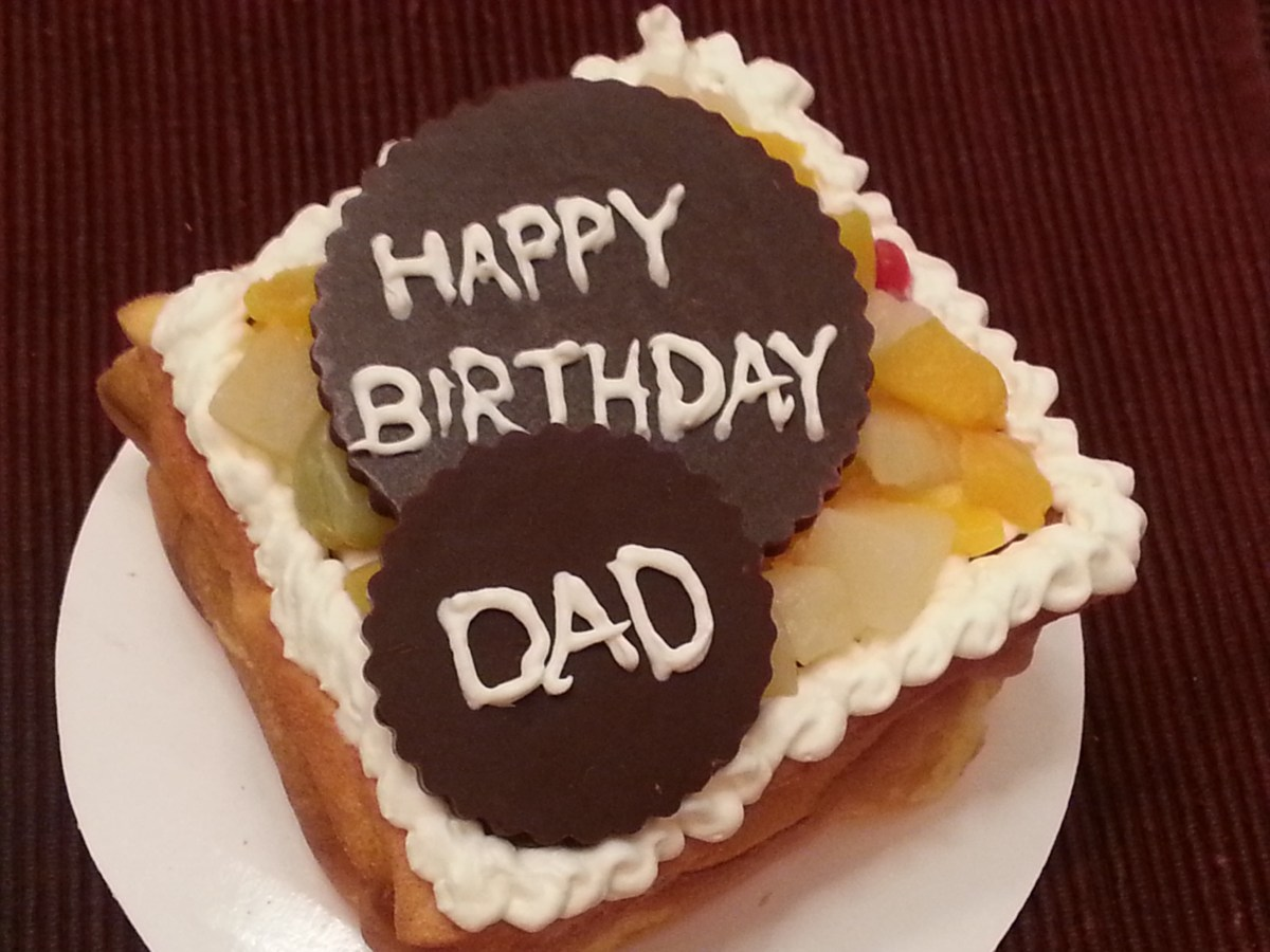 Incredible Birthday Cakes For Dad Happy Birthday To My Dad Gafayes Hob Notes Personalised Birthday Cards Veneteletsinfo