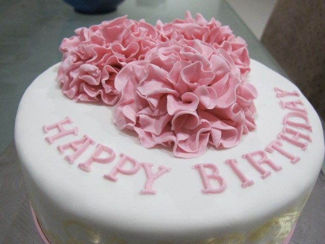 Birthday Cakes For Ladies Ladies Birthday Cakes
